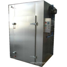 Industrial tray hot air circulating dryer machine for mango drying