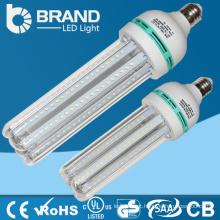 China fornecedor quente melhor preço barato 2 anos de garantia 4U 24W milho led lâmpadas