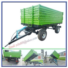 Agricultural Implement for Yto Tractor Trailed Farm Trailer