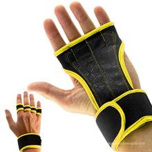 Gants d'exercice, Protection des mains pour Crossfit, Levage de poids, Pull-Ups & Aviron