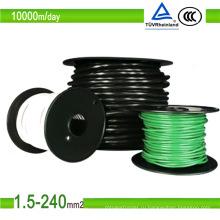 PV1-F 6 мм2 кабель для солнечных панелей для солнечных панелей