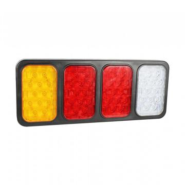 Gabungan Turn Stop Reverse Lamps Semi Truck Trailer