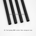 36x34x1000mm 3k Twill Gloss Carbon Fiber Tubes