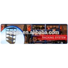 cremalheira de placa de aço inoxidável para armazém T010