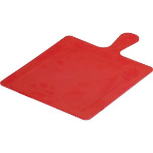 Fashion fruit and pizza square board with handle