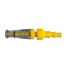 Plastic Water Spray Garden Hose Nozzle