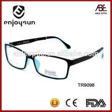 TR marco y templo gafas de lectura proveedor de China