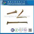 Taiwan Stainless steel 18-8 Copper Brass Lid Stay Lid Stay Hinge Heavy Duty Lid Stay
