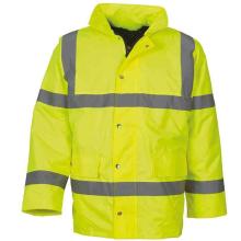 Veste réfléchissante pour vêtements de travail de sécurité haute visibilité