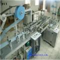 Máquina no tejida para mascarilla desechable Kxt-FKM05 (CD adjunto)