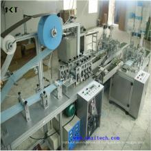 Máquina não tecida para máscara facial descartável fazendo Kxt-FKM05 (CD anexado)