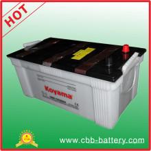 Bateria recarregável seca N200 da carga da bateria do caminhão 24V