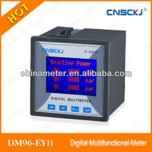 LCD Power Analyzer Multi-function Meter (RS485) DM96-EYH