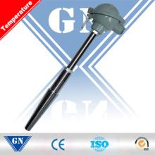 Termopar (Resistência Térmica) com Tubo de Proteção para Central Elétrica (CX-WZ / P)