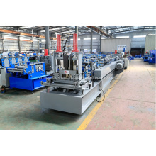 Quickly Change C Z Purlin Roll Forming Machine