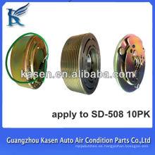 Venta al por mayor 12v / 24v sanden 508 compresor embrague de los fabricantes en china