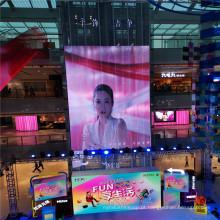 TV LED transparente de alta qualidade
