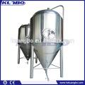 Différents volumes type sanitaire ss 304 cuve de fermentation pour brasserie, pub