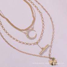 Silver Jewelry Women Custom Jewelry Ladies Necklace