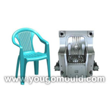 Plastic arm Chair Mold