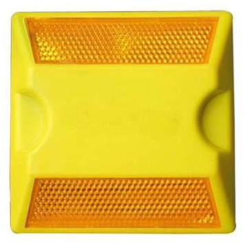 Hot Sale Roadway Products Signal de sécurité routière ABS Plastic Road Stud