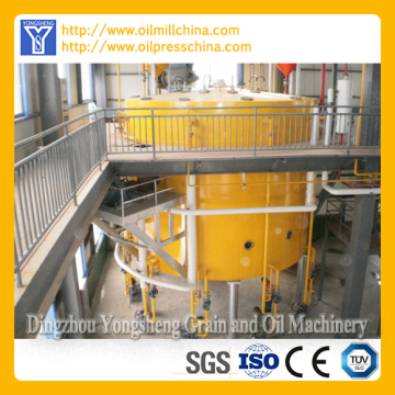 Extractor Equipment solvent extractie machine