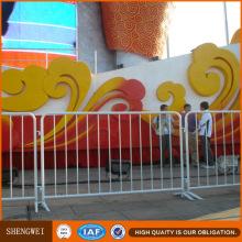 Barrière routière en construction galvanisée de sécurité