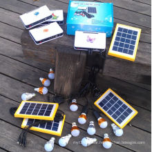Solar LED Lighting Kits with Fashion Design in High Quality