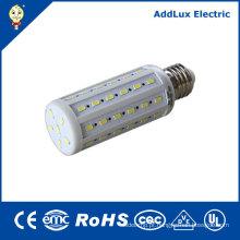 Luz pura do diodo emissor de luz do milho do branco E14 5W-7W-8W-10W do CE 110V