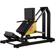 Hack Squat Plate Loaded Peralatan Fitness Komersial