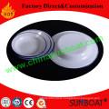 Carbon Steel Enamel Dishware Salad Plate/Pie Dish/Fruit Plate