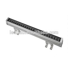 Éclairage extérieur LED 12W IP66 Lampe de rue à LED 100LM / W 3 ans de garantie