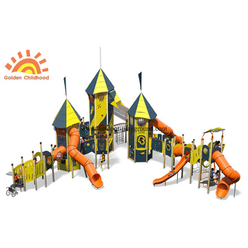HPL Multiply Activity Tower Spielplatz