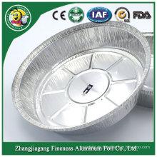 Hochwertiger Aluminiumfolienbehälter für Lebensmittel