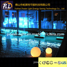 Rechargeable Waterproof Swimming Pool Floating LED Round Ball