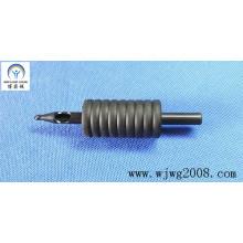 Gommage rond en gel de silice (RG-R25mm-09) Tatouage