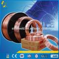 Marin Certified Copper Alloy ER70S-6 Escudo de gás de CO2 Solid MIG Welding Wire