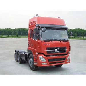 Donfeng 6x4 used semi tractor trailers for sale