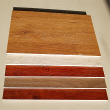 Placas de madeira da parede do MgO da grão da decoração da isolação térmica