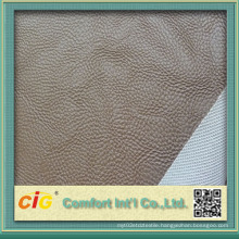 China High Quality Artificial Leather for Car Seat Cover
