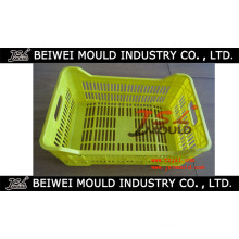 Plastic Fruit and Vegetable Crate Mould