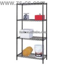 Epoxy Metal Wire Shelving Rack 500lbs Per Shelf (CJ12035180A4E)