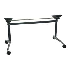 Movable Rectangle Aluminum Folding Office Table Leg (SP-ATL255)