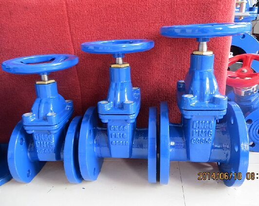 brass gland gate valve