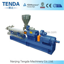 High Filler Formulation Twin Screw Extruder