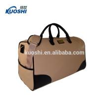 saco de viagem simples de couro dos homens com preço baixo