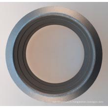Entreprises en aluminium de moulage par gravité de moulage d'investissement d'OEM