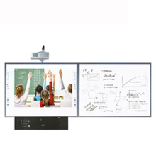 Hochwertiges interaktives Whiteboard mit Projektor