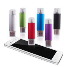 Hochgeschwindigkeitsförderungs-billig OTG USB-Blitz-Antrieb für Handy