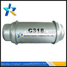 C4F8 C318 Gaz de protection électrique